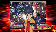 Katsuragi Kamui- Ultimate Raizer Dual Flare & Mega Flare