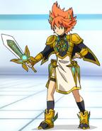 Knight of Early Dawn, Coel (Anime-NX-NC-3)