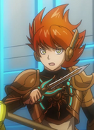 Knight of Early Dawn, Coel (Anime-SG-NC-2)