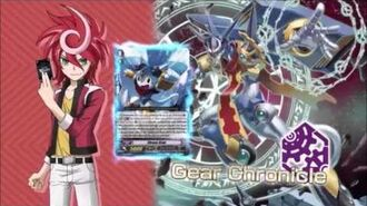 WELCOME TO THE DREAM STAGE!!! (Cardfight Vanguard G)