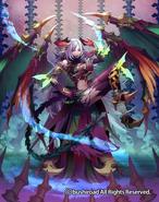 Amon's Follower, Hell's Nail (Full Art)