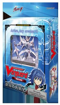 Trial Deck 1 Blaster Blade Cardfight Vanguard Wiki Fandom