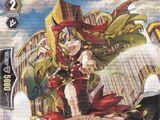 Dragon Dancer, Julia