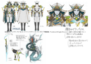 Marshal General of Wave Honor, Alexandros (Design)