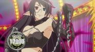 Silver Thorn Dragon Tamer, Luquier (Anime-LJ-NC-4)
