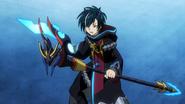 Dragwizard, Liafail (Anime-NX-NC-5)