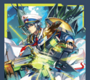 Marine General of the Restless Tides, Algos (V Series)