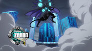Dark Dragon, Spectral Blaster Diablo (Anime-GC-NC)