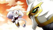 Chrono Dran Z and Chronojet Dragon Z (anime)
