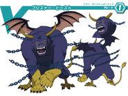 Prisoner Beast (Character Unit)