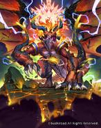 Progenitor Dragon of Lightning Flame, Gilgal (Full Art)