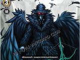 Leader of Rebellion Troop, Black Crow Mask