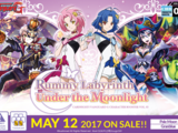 G Character Booster 3: Rummy Labyrinth Under the Moonlight