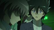 Tatsuya Ominous Look