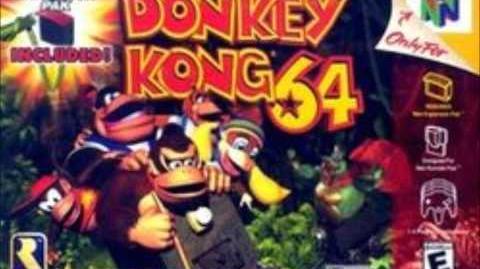 Donkey kong 64 Oh Banana-1