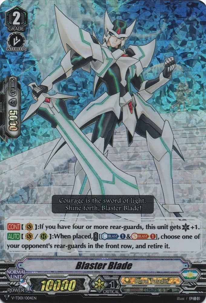 Blaster Blade (V Series) | Cardfight!! Vanguard Wiki | Fandom