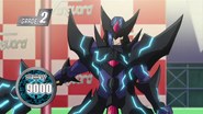Blaster Dark (Anime-CV-NC-3)