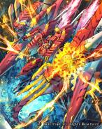 Chronotiger Rebellion (Full Art)