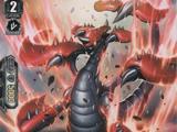 Prowling Dragon, Striken (V Series)