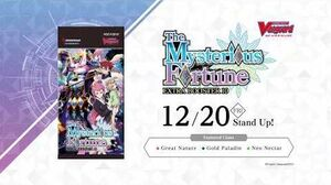 Cardfight!! Vanguard Extra Booster 10 The Mysterious Fortune