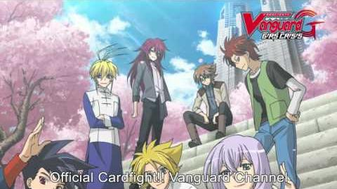 Cardfight!! Vanguard G GIRS Crisis Promotion Video