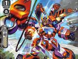 Dimensional Robo, Daijacker