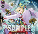 Regalia of Blessing Wind, Flap Angel