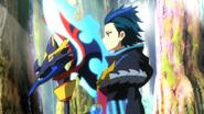 Dragwizard, Liafail (Anime-NX-NC-3)