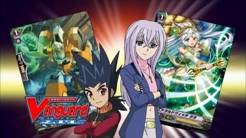 Episode 89 Cardfight!! Vanguard Official Animation
