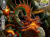 Angry Horn Dragon