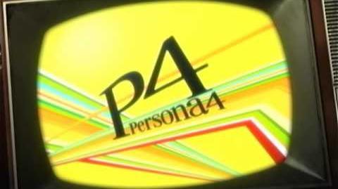 Shin Megami Tensei Persona 4 - English Opening Intro