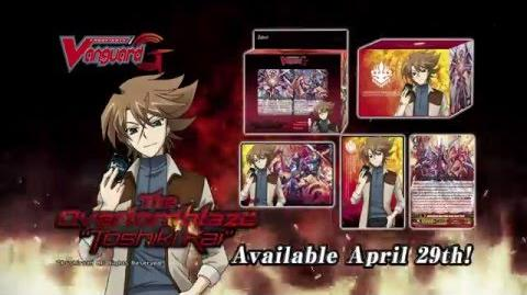 CARDFIGHT!! VANGUARD G Legend Deck Vol