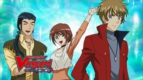 Episode 135 Cardfight!! Vanguard Official Animation