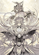 Leading Jewel Knight, Salome and Liberator of Bonds, Gancelot Zenith (Extra)