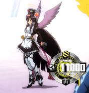 Black Slice, Harut (Anime-NX-NC-2)