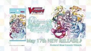 Cardfight!! Vanguard Extra Booster 05 Primary Melody