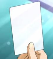 Depend card