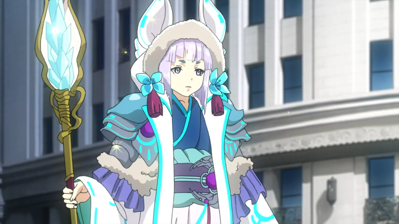 Card Gallery:Ice Crest Goddess, Svava | Cardfight!! Vanguard Wiki