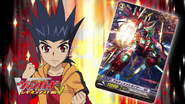 Katsuragi Kamui- Ultimate Raizer, Mega Flare
