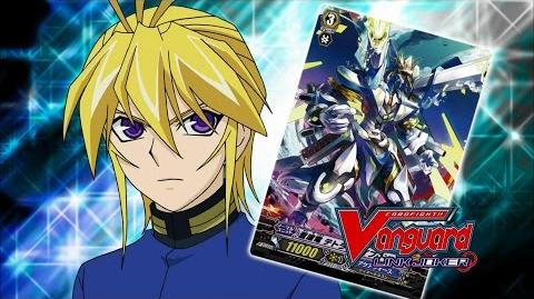 Episode 155 Cardfight!! Vanguard Official Animation