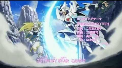 Cardfight!! Vanguard - Ending 3 - Dream Shooter