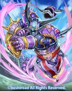 Genie, Lamp Receiver (Full Art)