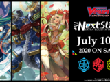 V Extra Booster 14: The Next Stage