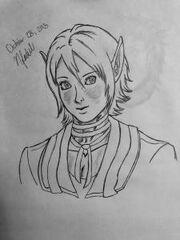 Karen Erra Drawing