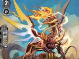 Burning Horn Dragon (V Series)