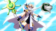 Blue Wave Armor General, Galfilia (Anime-Z-NC-2)