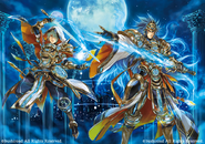 Aglovale & Percival (Full Art)