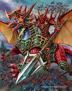 Perdition Dragon Knight, Sabah (Full Art)