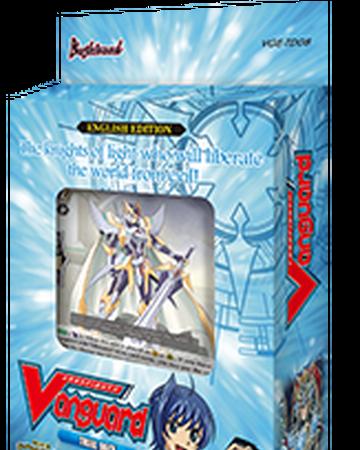 Trial Deck 8 Liberator Of The Sanctuary Cardfight Vanguard Wiki Fandom