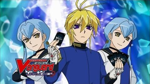 Episode 139 Cardfight!! Vanguard Official Animation